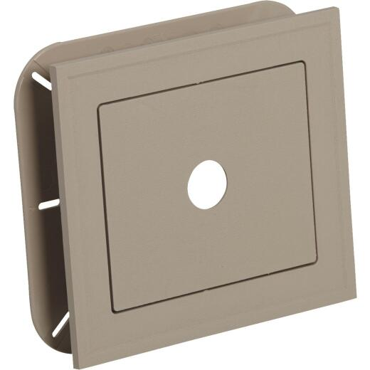 "Ply Gem 8-3/16"" x 8-3/16"" Clay Vinyl Mounting Blocks"