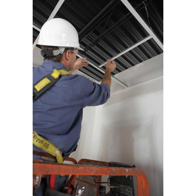 Donn 2 Ft. x 1 In. White Steel Ceiling Tile Cross Tee Image 2