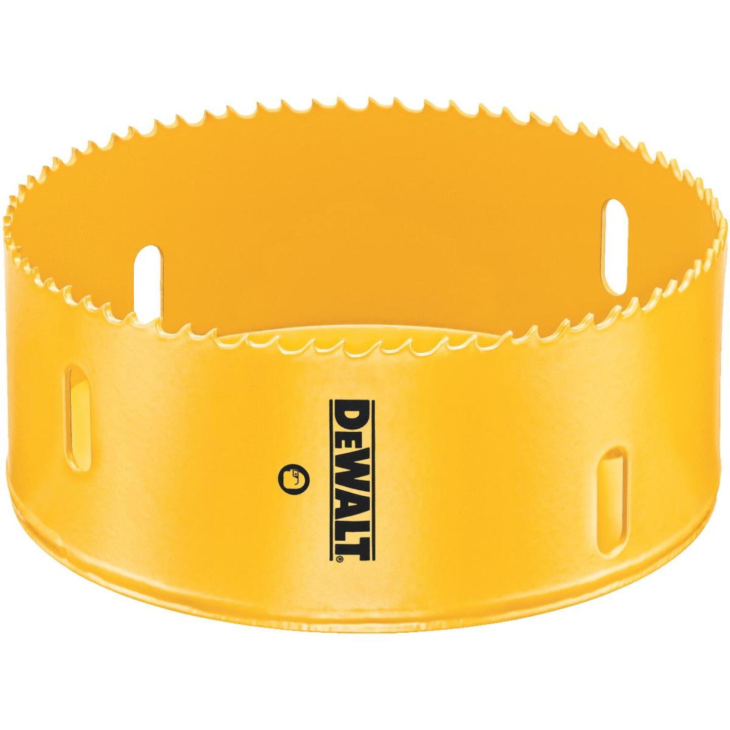 DeWalt 5 In. Bi-Metal Hole Saw Image 1