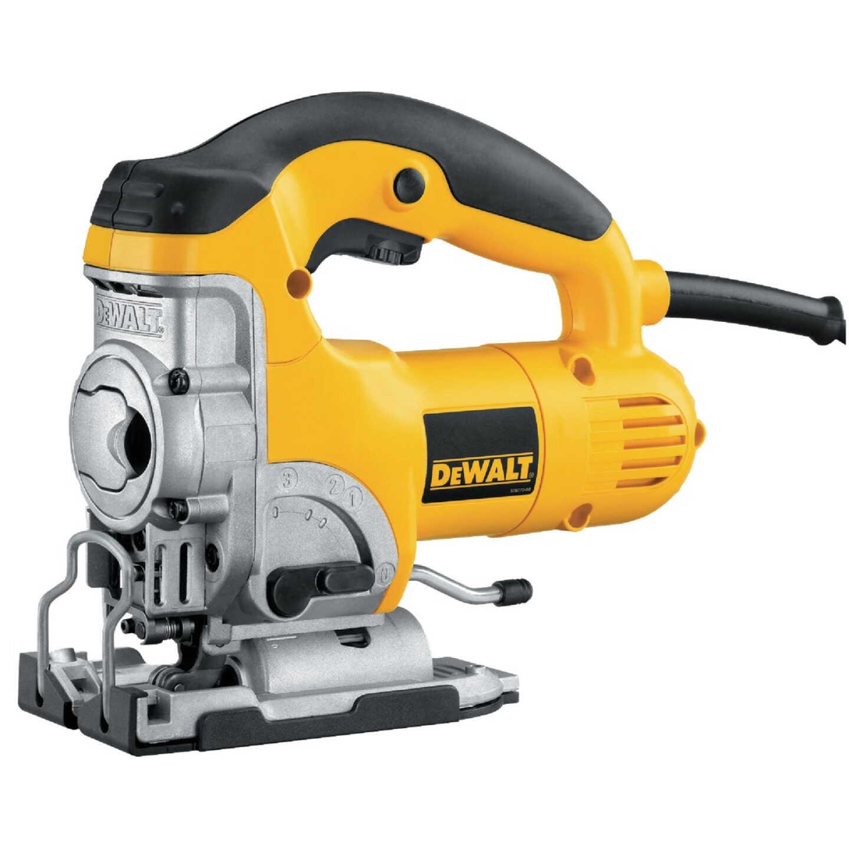 DeWalt 6.5A 4-Position 500-3100 SPM Jig Saw Kit Image 1