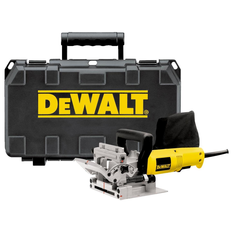 DeWalt 6.5-Amp Plate Joiner Kit Image 2