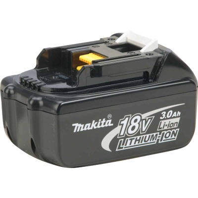 Makita 18 Volt LXT Lithium-Ion 3.0 Ah Tool Battery