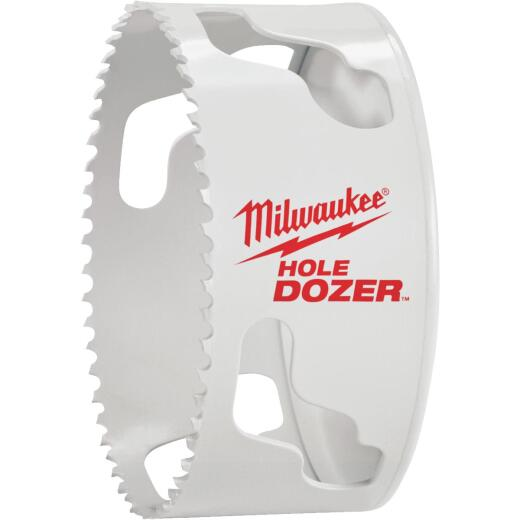 Milwaukee Hole Dozer 6 In. Bi-Metal Hole Saw