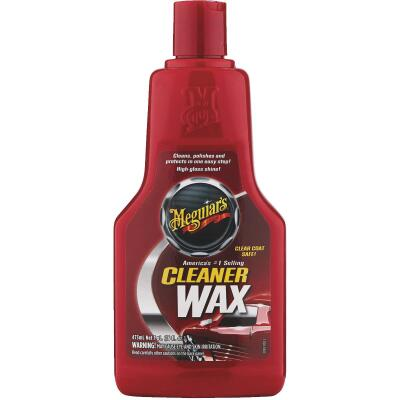 Meguiars 16 oz Liquid Car Wax