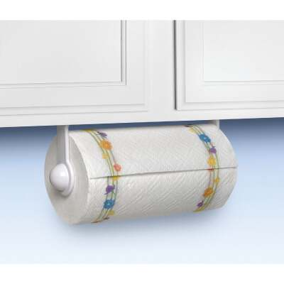 Spectrum Plastic Paper Towel Holder