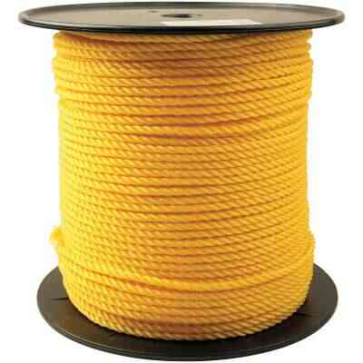 Do it 1/4 In. x 600 Ft. Yellow Twisted Polypropylene Rope