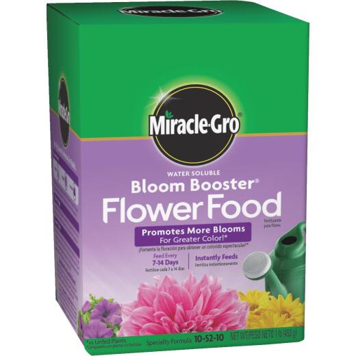 Miracle-Gro 1 Lb. 10-52-10 Flower Dry Plant Food