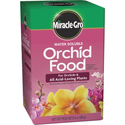 Miracle-Gro 8 Oz. 30-10-10 Orchid Dry Plant Food
